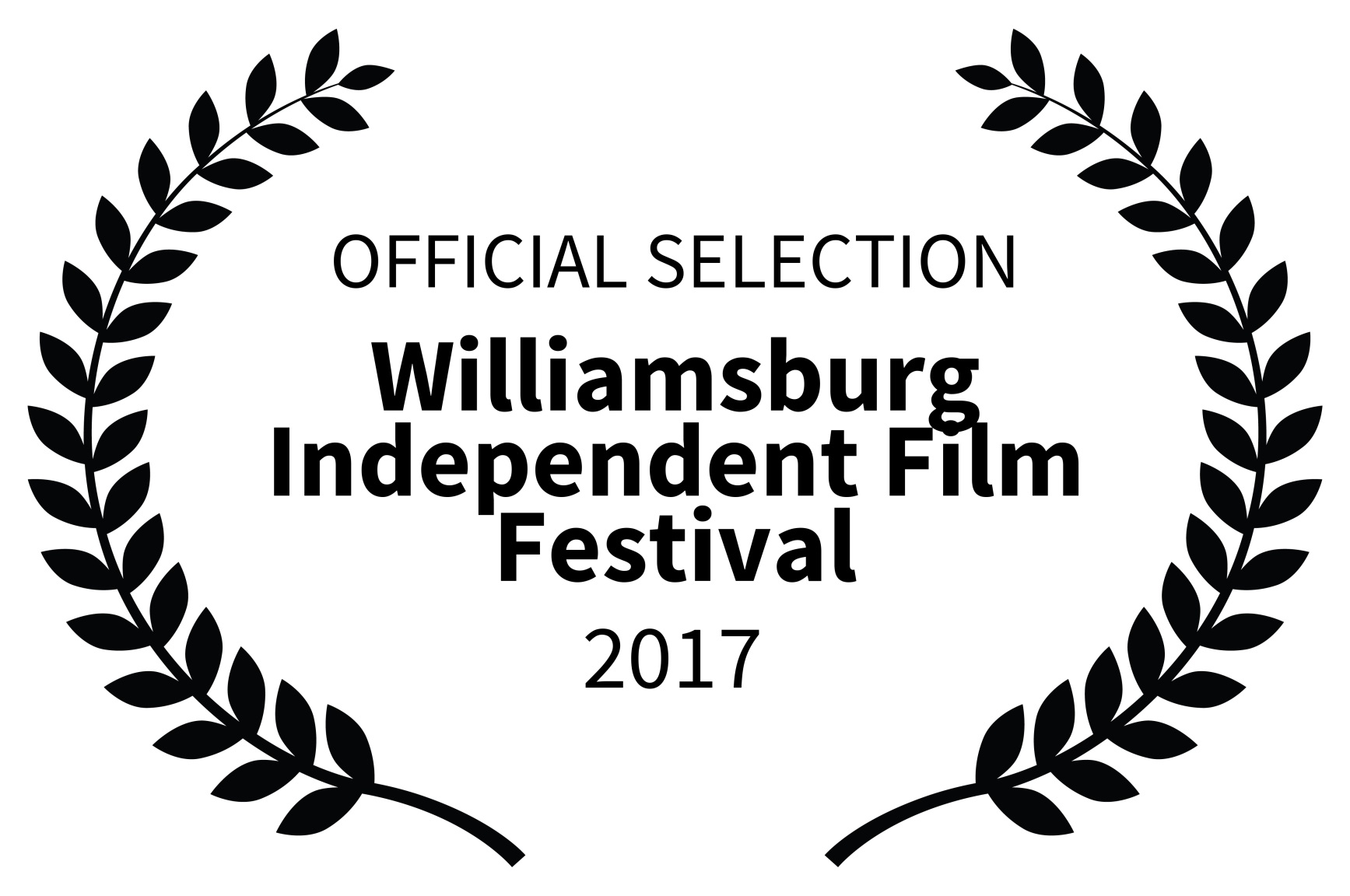 OFFICIAL SELECTION - Williamsburg Independent Film Festival - 2017 (2)